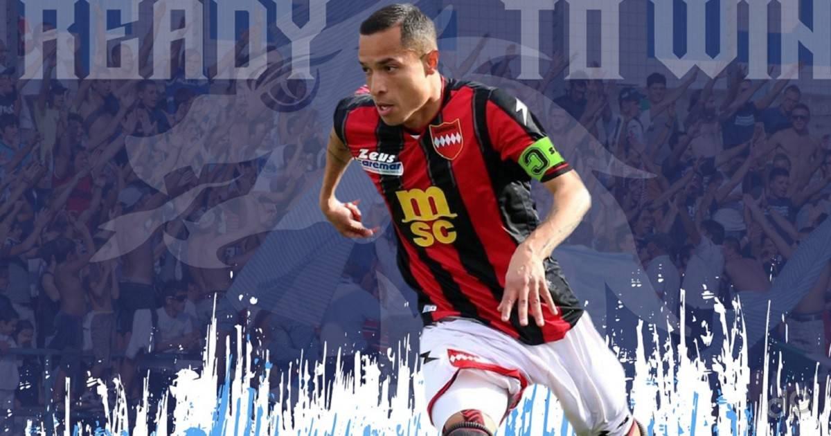 Eriic Herrera alla United Sly Trani 2020