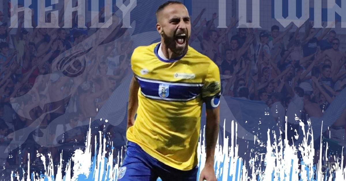 Facundo Ganci all'United Sly Trani 2020