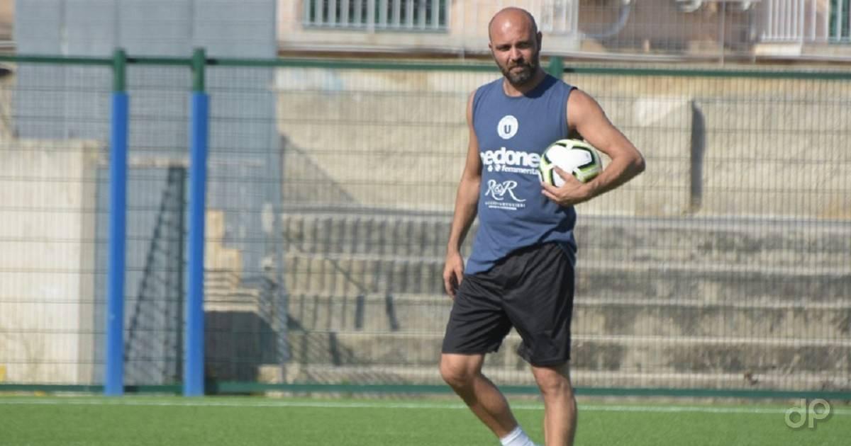 Gigi Di Simone allenatore UC Bisceglie 2020