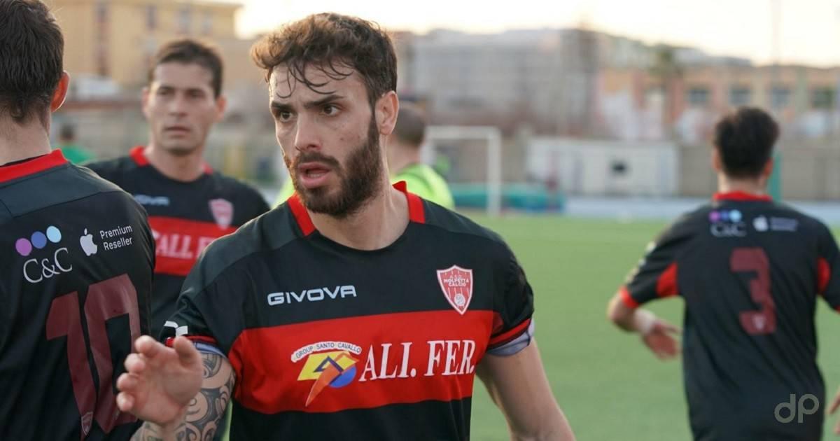 Giuseppe Pinto alla Molfetta Calcio 2020