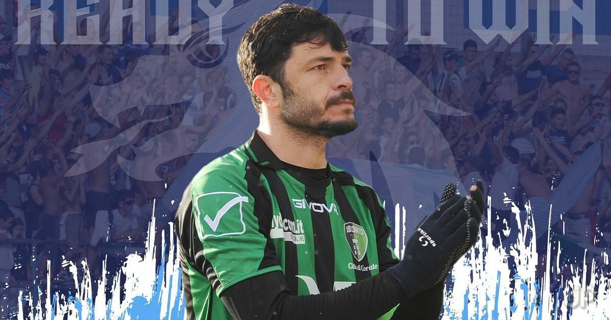 Vito Di Bari alla United Sly Trani 2020