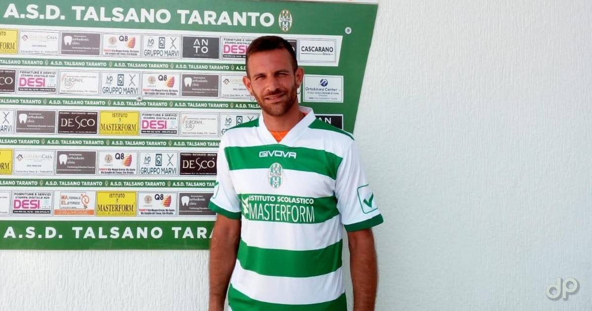 Antonio De Bartolomeo al Talsano 2020