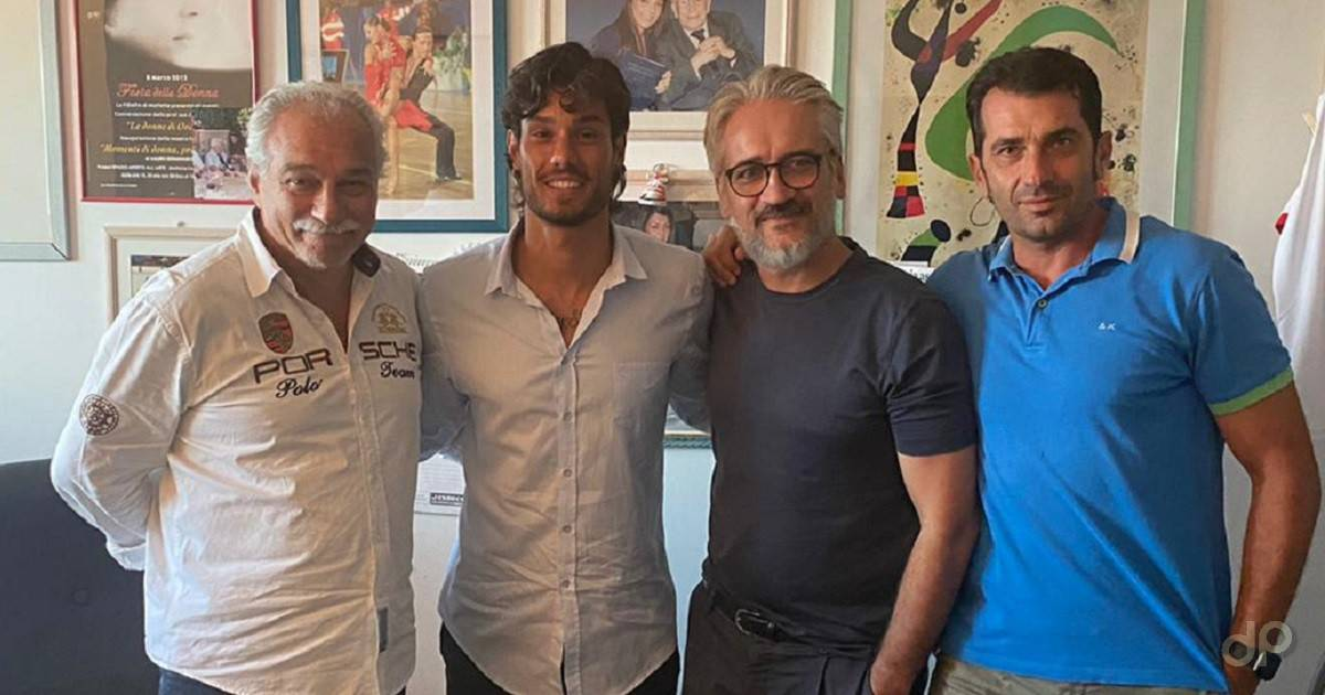 Ciro De Angelis alla Molfetta Calcio 2020