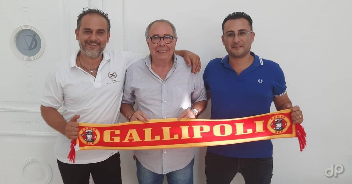 Fernando Venneri alla FJ Gallipoli 2020
