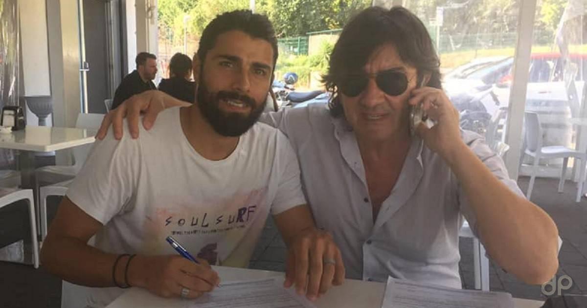 Jaime Leon Merito al Brindisi 2020