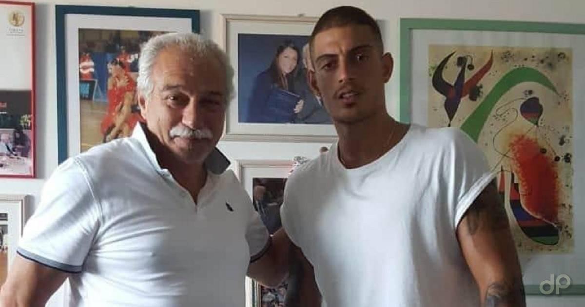 Luigi Dinielli alla Molfetta Calcio 2020