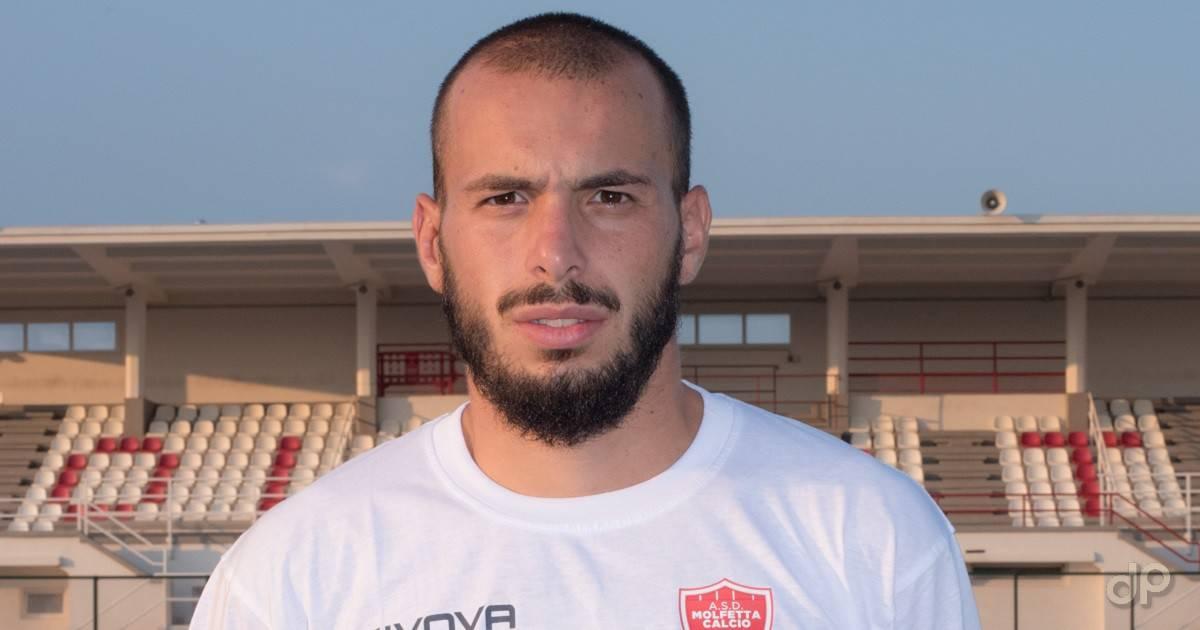 Rocco Tucci alla Molfetta Calcio 2020