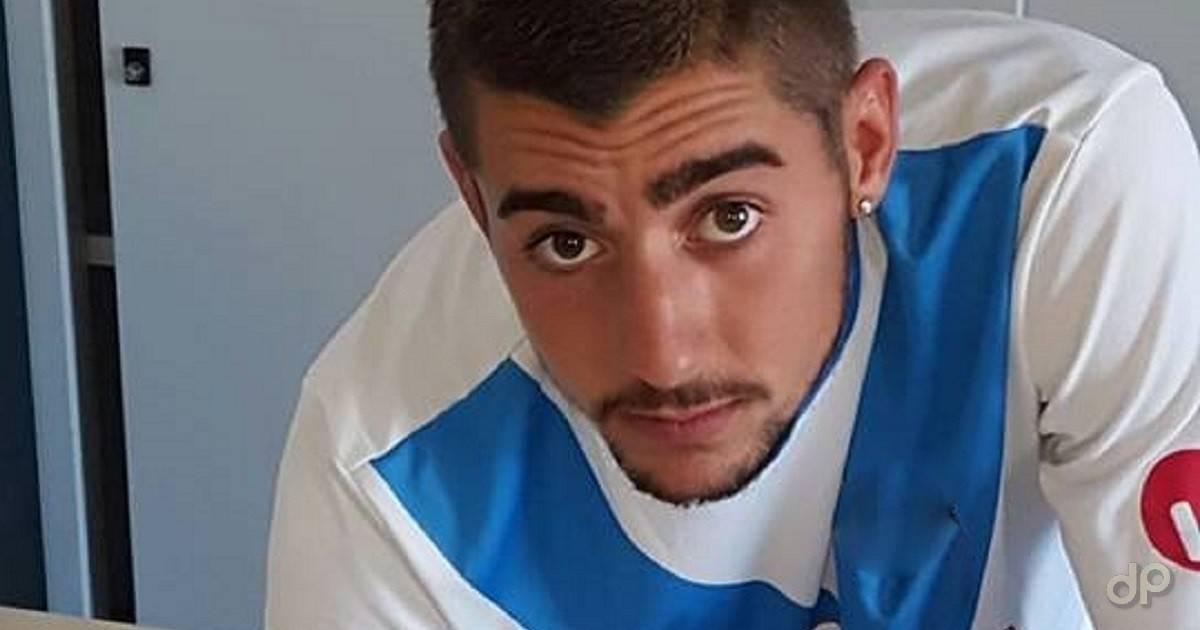 Stefano Iaia al Brindisi 2020