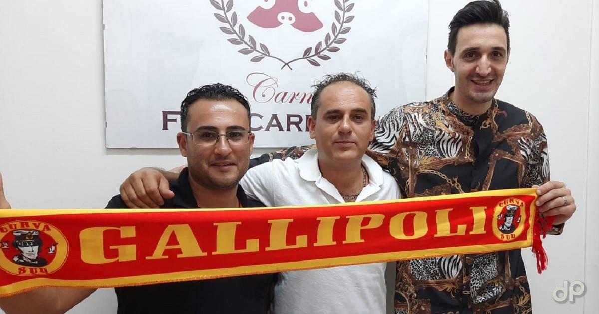 Ugo Gabrieli alla FJ Gallipoli 2020