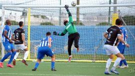 """DC Otranto-Ginosa, pioggia di gol al """"Nachira"""": l'incontro termina 6-1"""