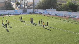 Ginosa-Sava, debutto in Eccellenza vincente per i biancazzurri: termina 2-0
