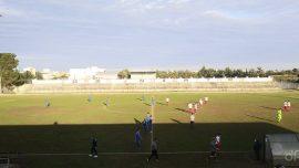 Noja-Noci, un gol di Salatino e la vittoria è dei biancoverdi di mister Delle Foglie