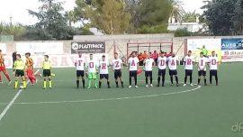 Sava-Soccer Massafra, pareggio in rimonta per i biancorossi: termina 2-2