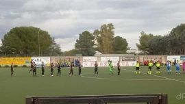 Sava-Virtus Matino, il team di Branà non spaventa i biancorossi: 1-0 il finale