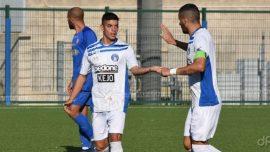 UC Bisceglie-Barletta, secondo ko consecutivo per gli azzurri: termina 1-2