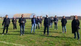 Dilettanti Puglia, iniziati i lavori al nuovo centro di formazione federale Lnd