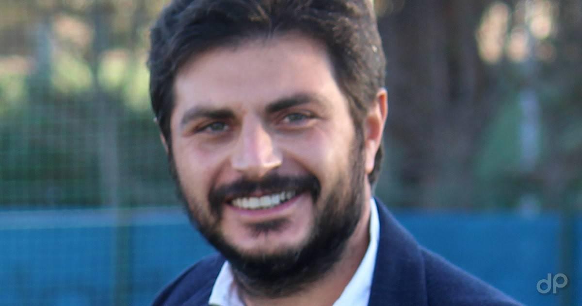 Giuseppe Camicia direttore generale Molfetta 2020