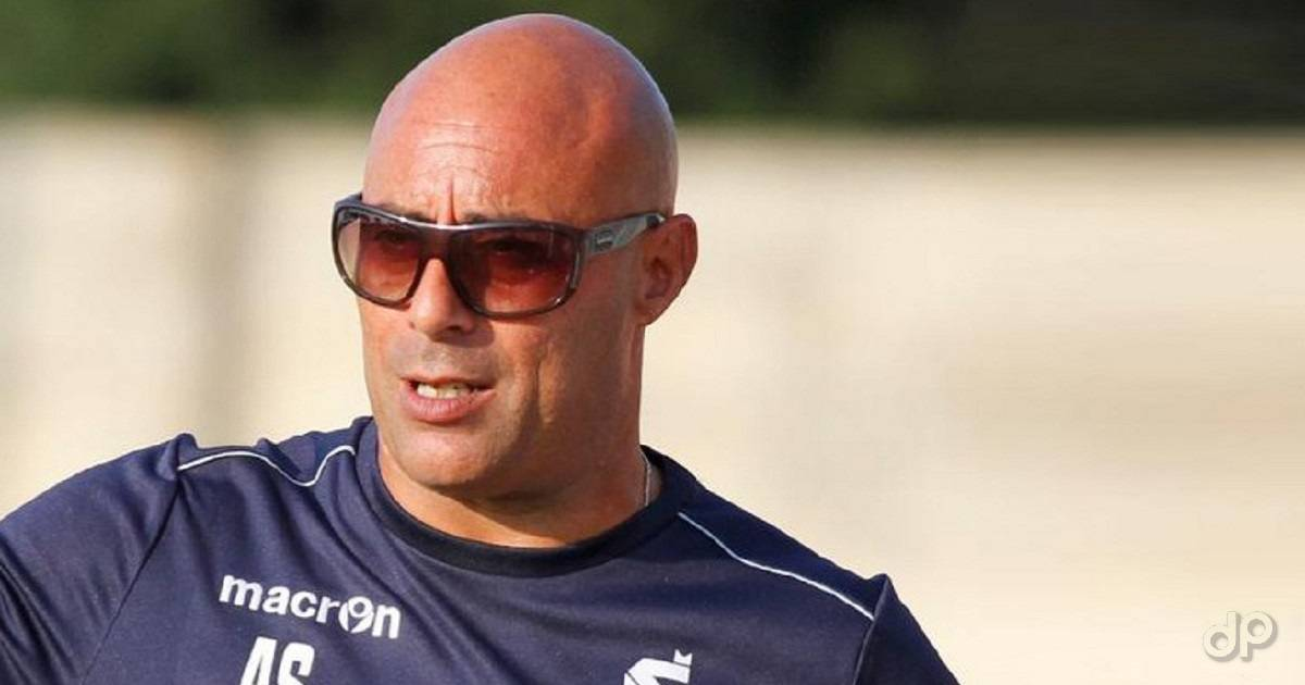 Andrea Salvadore allenatore Deghi 2021