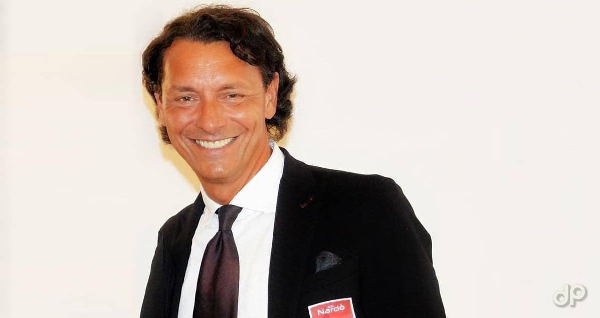 Salvatore Donadei presidente Nardò 2021