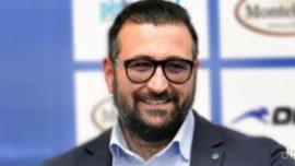 """Brindisi, Arigliano: """"Inizia un campionato non facile. Ai tifosi chiedo sostegno e fiducia"""""""