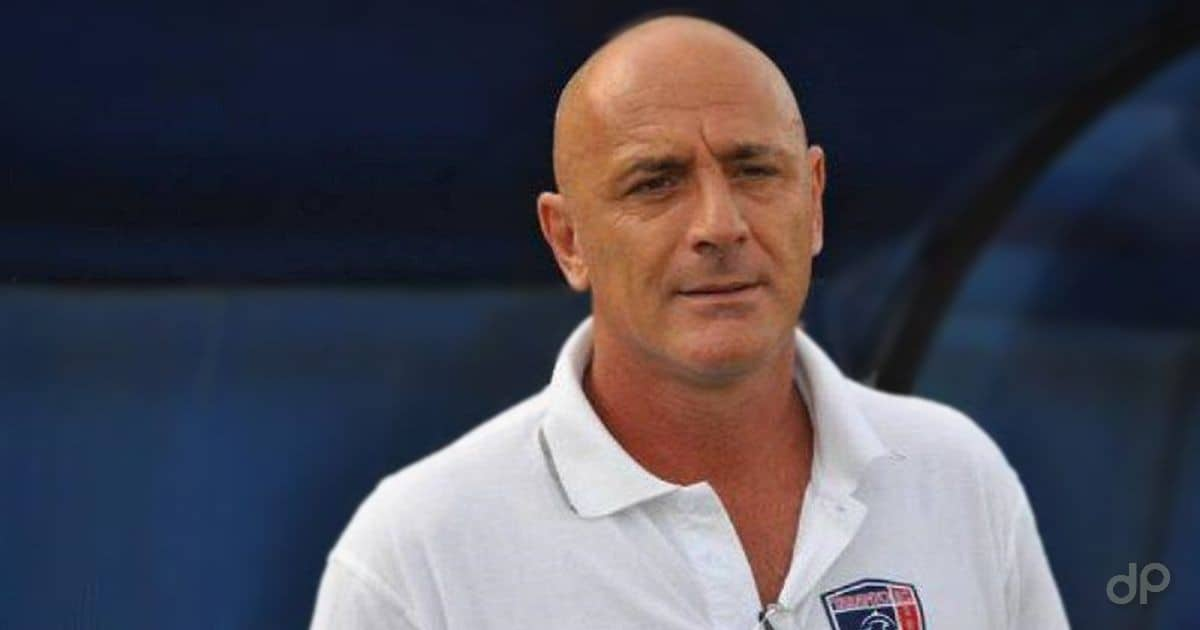 Vincenzo Maiuri allenatore Taranto