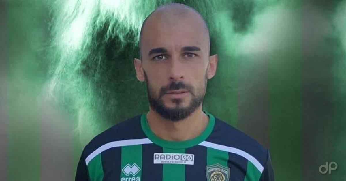 Vittorio Triarico al Bitonto 2020