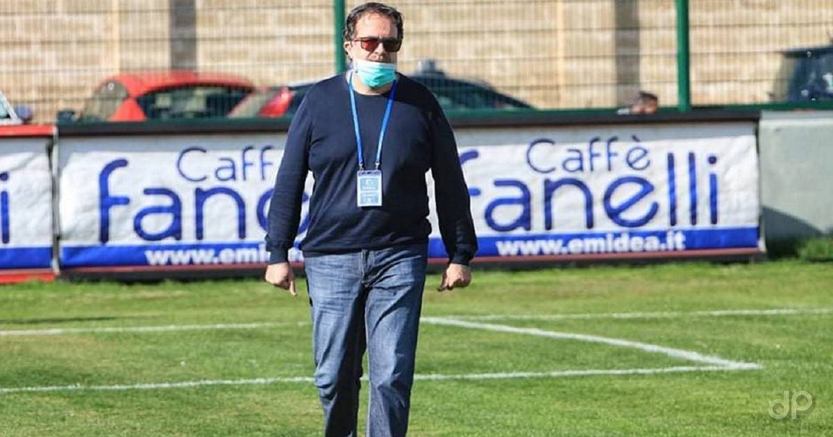 Giuseppe Avezzano Comes vicepresidente Fasano 2021