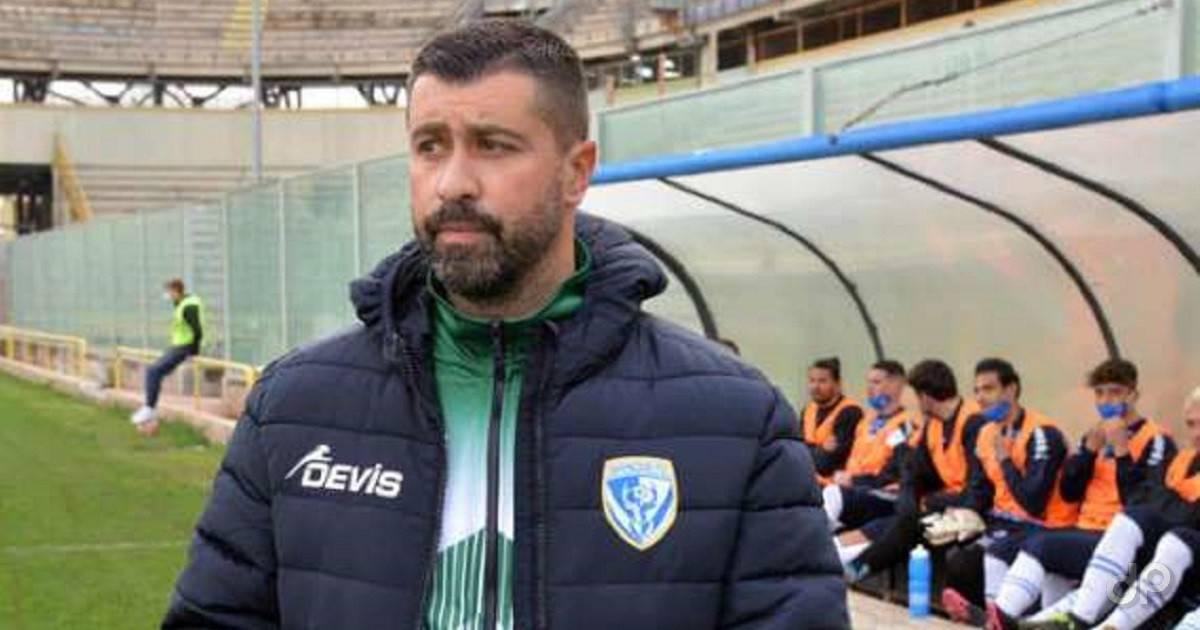 Claudio De Luca allenatore Brindisi 2020