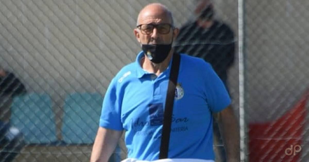 Daniele Conte team manager DC Otranto 2021