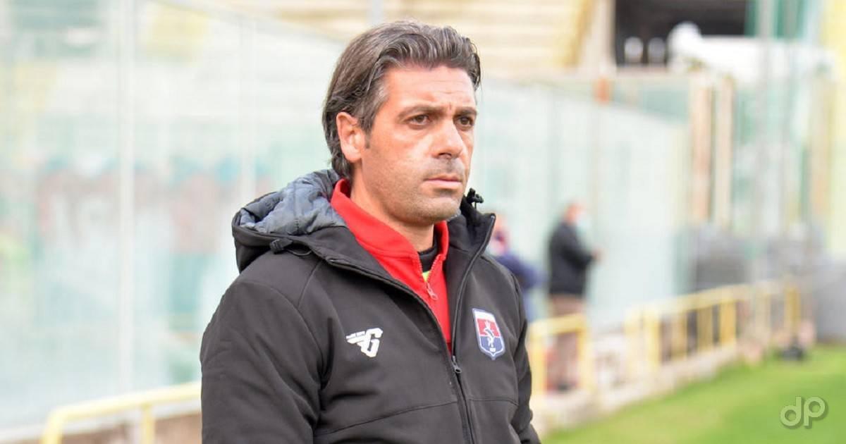Giuseppe Laterza allenatore Taranto 2021