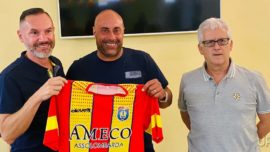 Ugento, sarà mister Salvadore a guidare i giallorossi nella nuova stagione