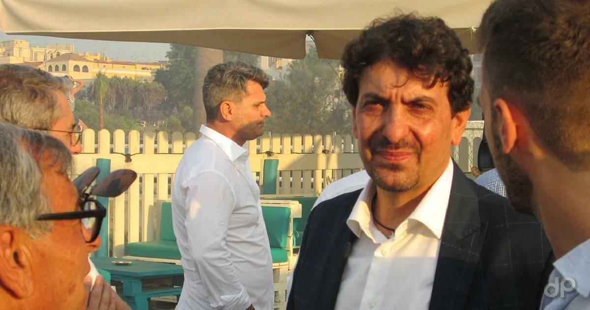 Francesco Farina allenatore Barletta 2021