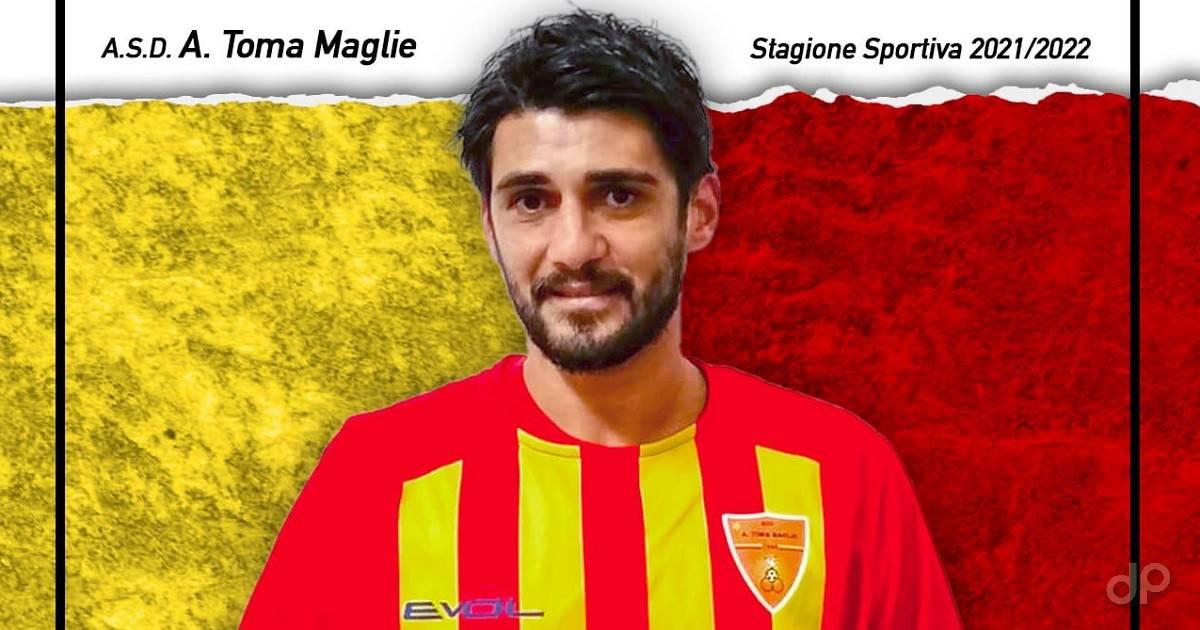 Giuseppe Negro al Maglie 2021