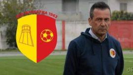 Massafra, D'Alena non è più l'allenatore della squadra giallorossa