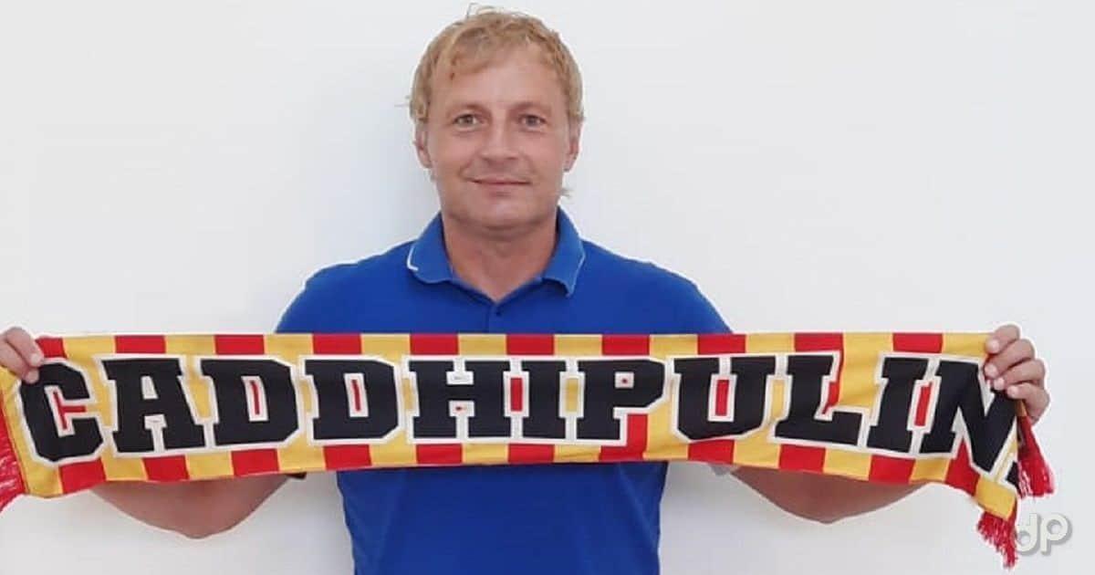 Massimo Negro allenatore portieri Città di Gallipoli 2021