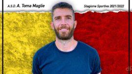Maglie, Laporta nuovo preparatore atletico. Confermato allenatore dei portieri Romano