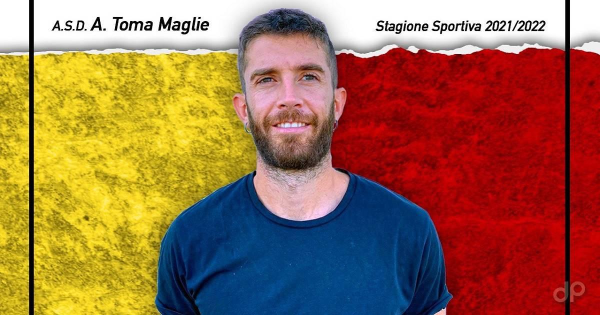 Matteo Laporta preparatore atletico Maglie 2021