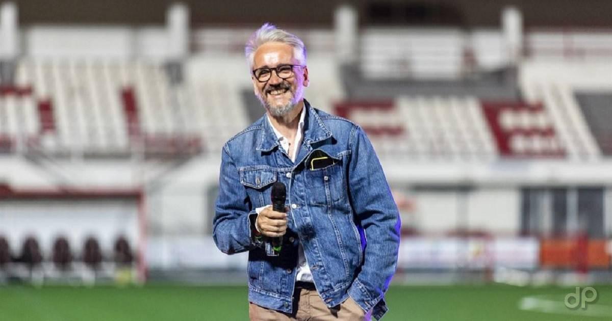 Saverio Bufi vicepresidente Molfetta Calcio 2021
