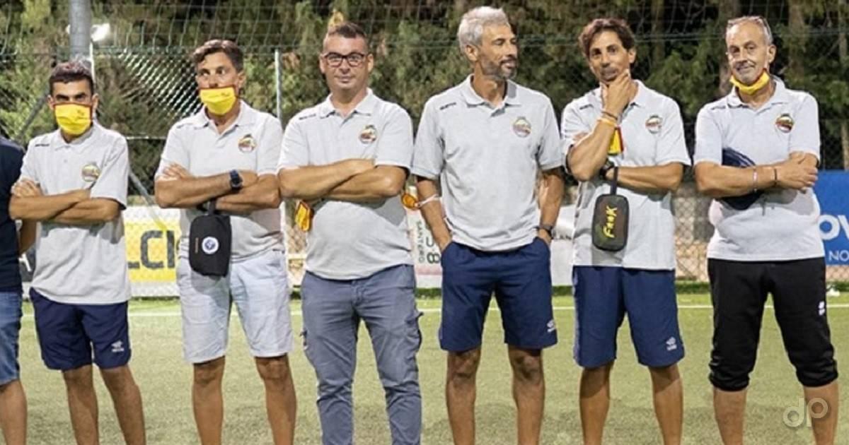 Staff tecnico Brilla Campi 2021