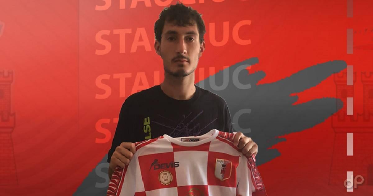 Bogdan Stauciuc al Castellaneta 2021