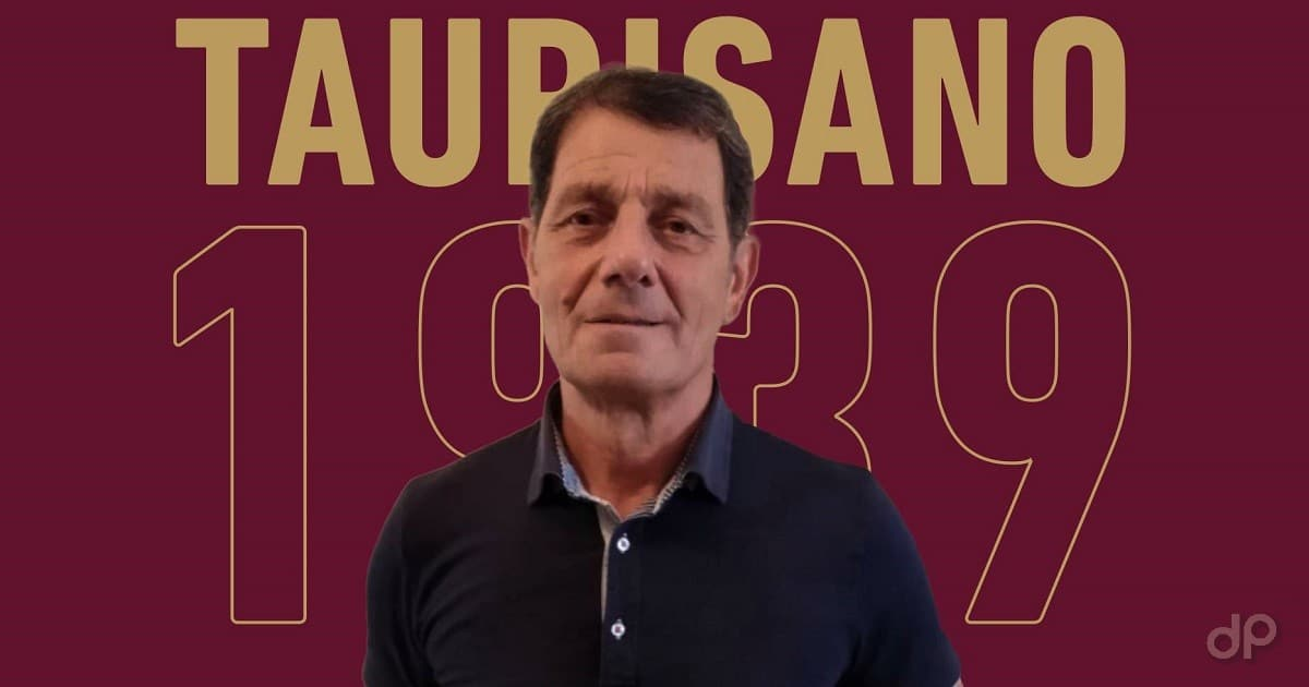 Carmine Bray allenatore Taurisano 2021