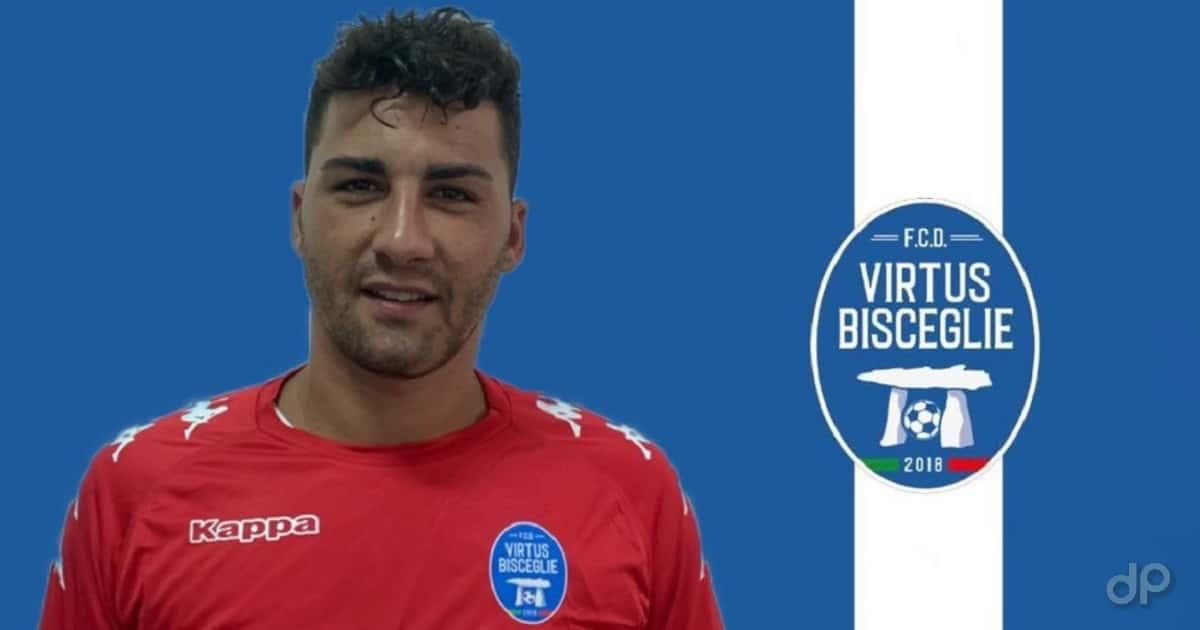 Corrado Cafagna alla Virtus Bisceglie 2021