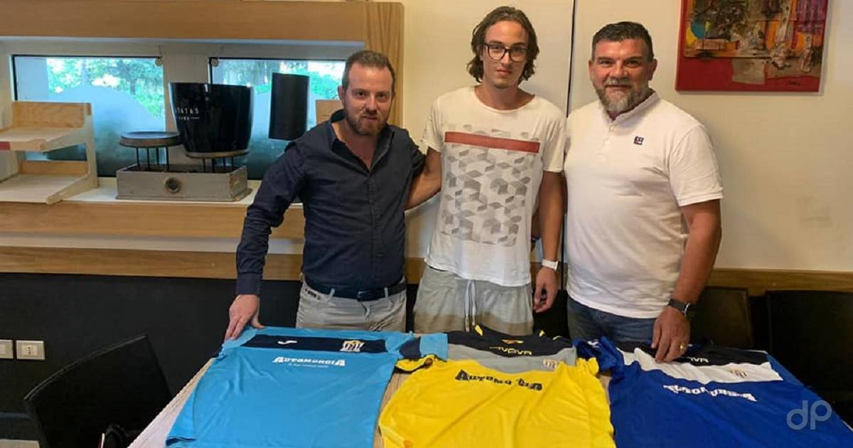 Fabio Forenza al TP Minervino 2021