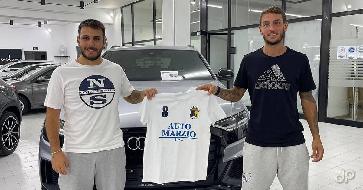 Francesco Faccini e Ruben Nives all'Ostuni 2021