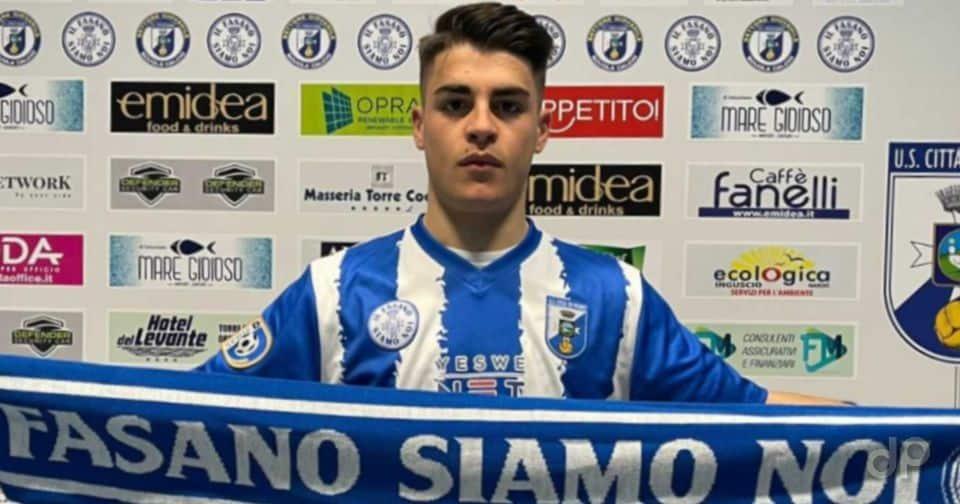 Francesco Losavio al Fasano 2021