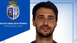 DC Otranto, la prima conferma idruntina è capitan Mariano