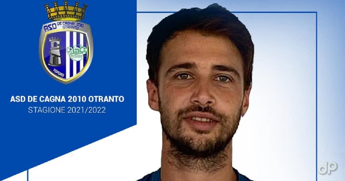 Francesco Mariano al DC Otranto 2021