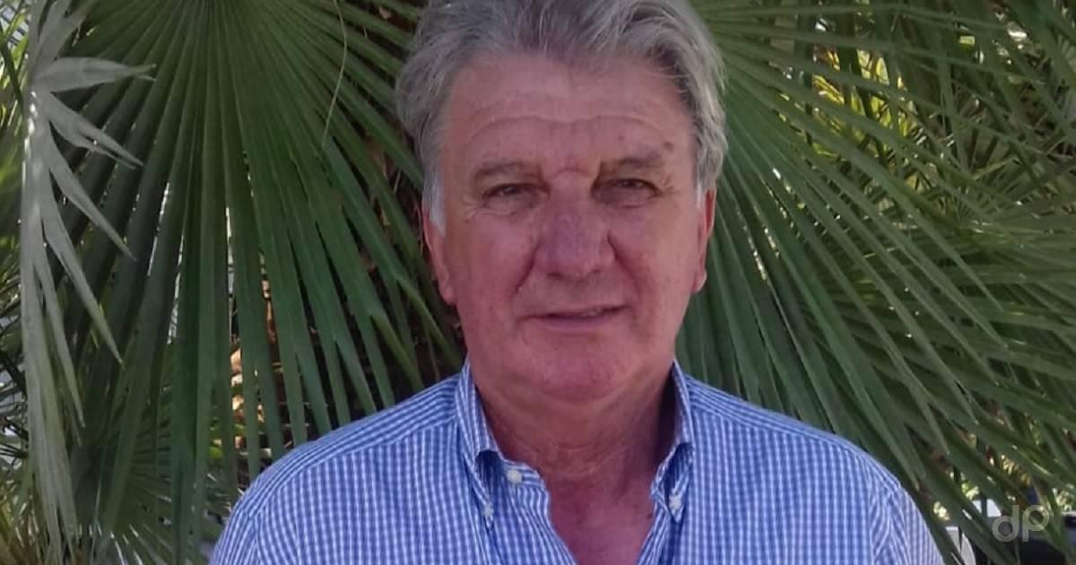 Gabriele Geretto allenatore Manduria 2021