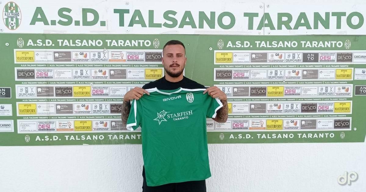 Ivan Lecce al Talsano 2021