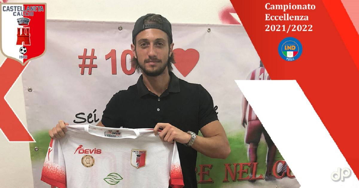 Nicola Pinto al Castellaneta 2021